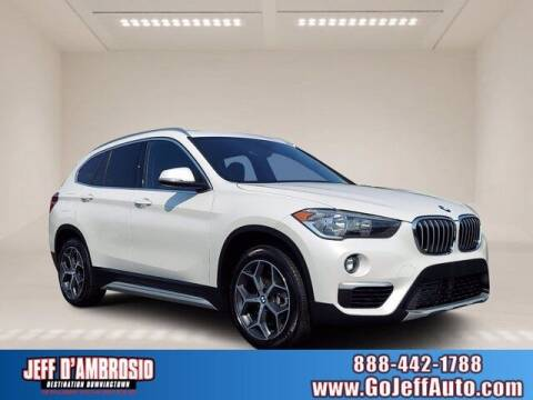 2018 BMW X1 for sale at Jeff D'Ambrosio Auto Group in Downingtown PA