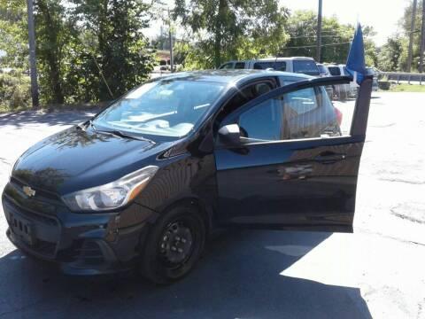 2017 Chevrolet Spark for sale at Car Guys in Lenoir NC