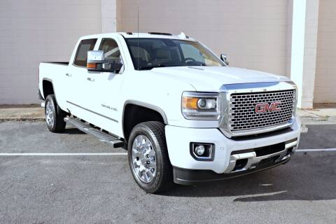 2016 GMC Sierra 2500HD for sale at El Compadre Trucks in Doraville GA