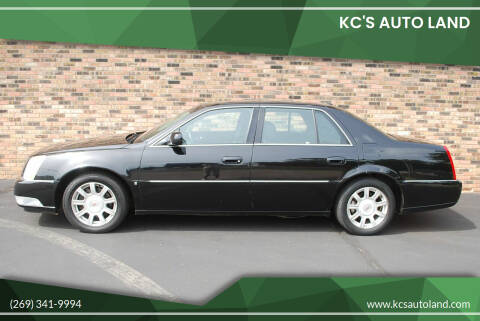 2008 Cadillac DTS for sale at KC'S Auto Land - Cash Cars in Kalamazoo MI