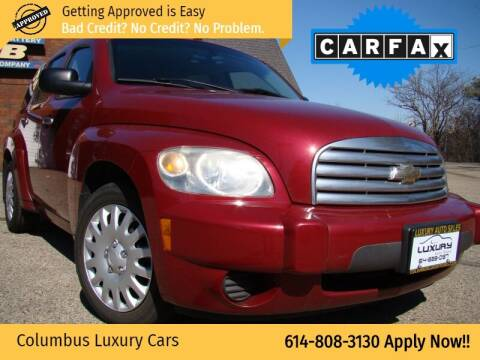 2006 Chevrolet HHR for sale at Columbus Luxury Cars in Columbus OH
