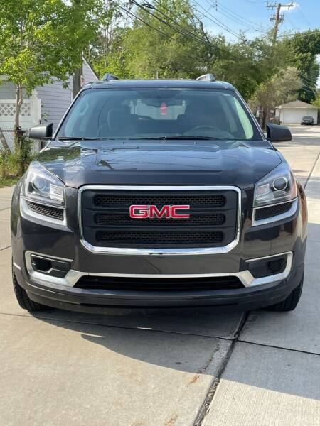 2013 GMC Acadia for sale at Suburban Auto Sales LLC in Madison Heights MI