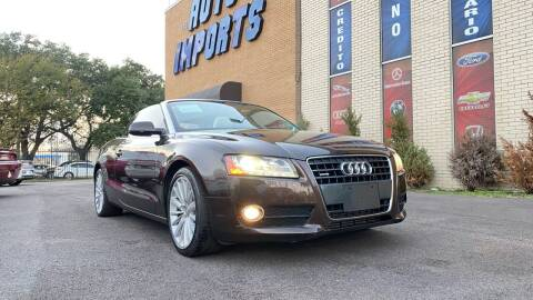 2011 Audi A5 for sale at Auto Imports in Houston TX