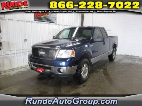 2007 Ford F-150 for sale at Runde PreDriven in Hazel Green WI