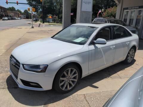2013 Audi A4 for sale at ROBINSON AUTO BROKERS in Dallas NC