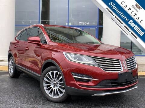 2018 Lincoln MKC for sale at Southern Auto Solutions - Capital Cadillac in Marietta GA