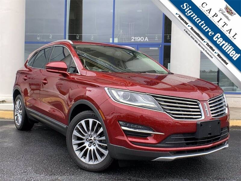 2018 Lincoln MKC for sale at Capital Cadillac of Atlanta in Smyrna GA