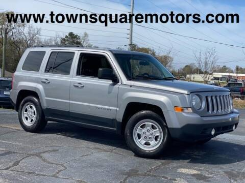 2015 Jeep Patriot for sale at Town Square Motors in Lawrenceville GA