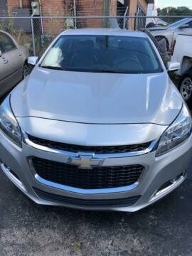 2015 Chevrolet Malibu for sale at LAKE CITY AUTO SALES in Forest Park GA