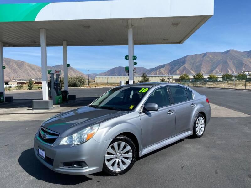 2010 Subaru Legacy for sale at Evolution Auto Sales LLC in Springville UT