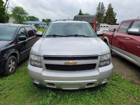 2011 Chevrolet Suburban for sale at Clare Auto Sales, Inc. in Clare MI