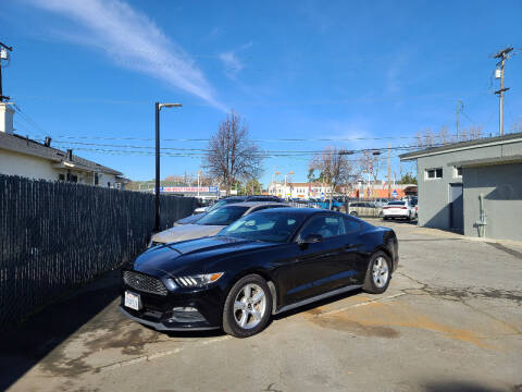 2016 Ford Mustang for sale at Imports Auto Sales & Service in Alameda CA