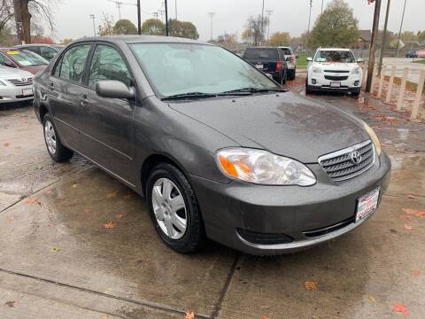 2006 Toyota Corolla for sale at Direct Auto Sales in Milwaukee WI