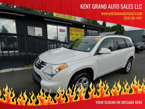 2008 Suzuki XL7 for sale at KENT GRAND AUTO SALES LLC in Kent WA