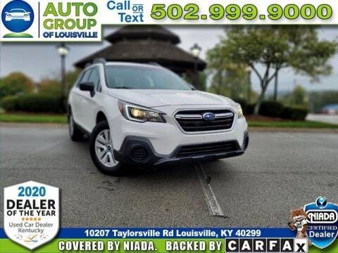 2018 Subaru Outback for sale at Auto Group of Louisville in Louisville KY