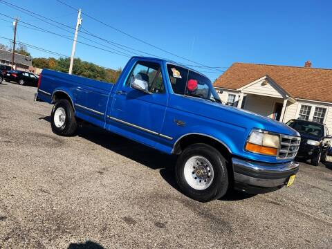 1995 Ford F-150 for sale at New Wave Auto of Vineland in Vineland NJ
