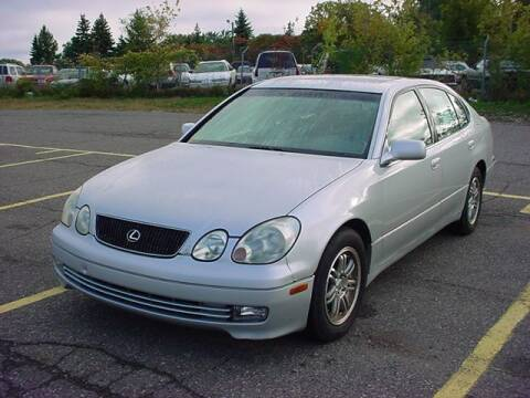 1998 Lexus GS 300 for sale at VOA Auto Sales in Pontiac MI