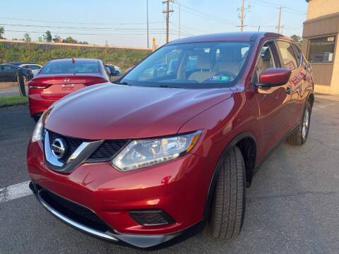 2016 Nissan Rogue for sale at Luxury Unlimited Auto Sales Inc. in Trevose PA