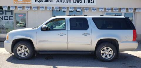 2011 GMC Yukon XL for sale at HomeTown Motors in Gillette WY