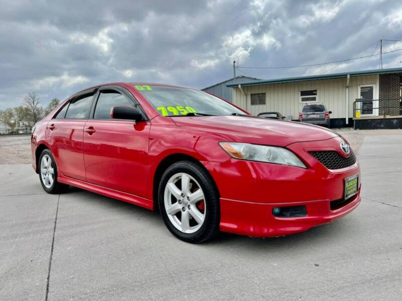 2007 Toyota Camry for sale at Island Auto Express in Grand Island NE