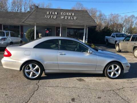 2003 Mercedes-Benz CLK for sale at STAN EGAN'S AUTO WORLD, INC. in Greer SC