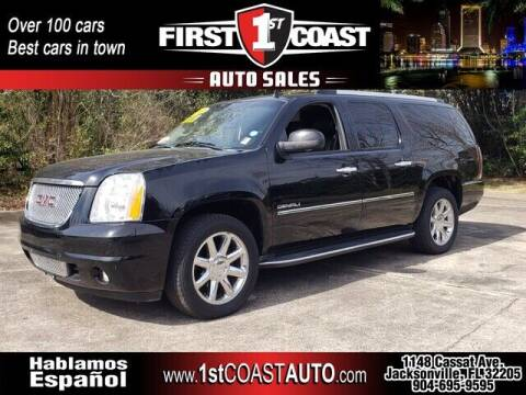 2010 GMC Yukon XL for sale at 1st Coast Auto -Cassat Avenue in Jacksonville FL