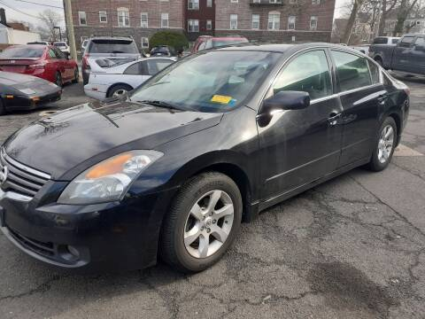 2007 Nissan Altima for sale at Pinnacle Automotive Group in Roselle NJ