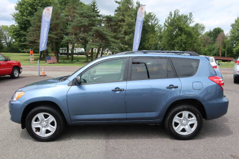 2010 Toyota RAV4 for sale at GEG Automotive in Gilbertsville PA