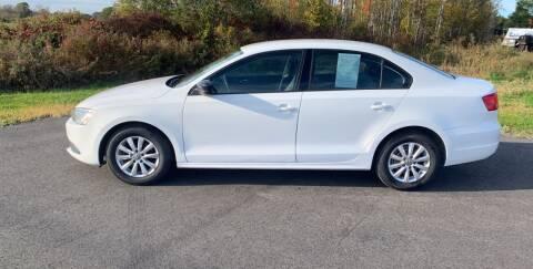 2012 Volkswagen Jetta for sale at eurO-K in Benton ME