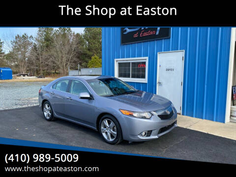 2011 Acura TSX for sale at The Shop at Easton in Easton MD