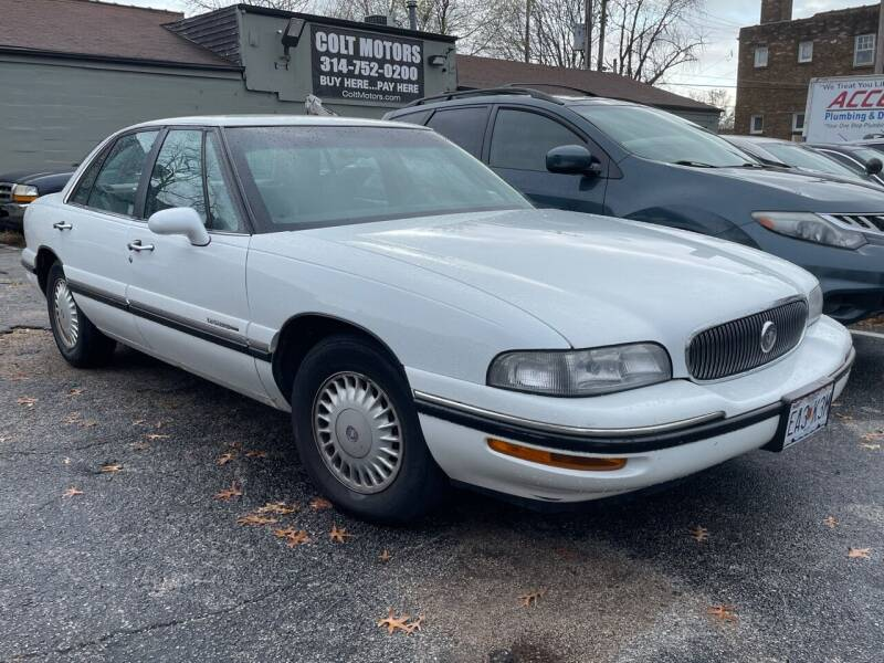1999 Buick LeSabre for sale at COLT MOTORS in Saint Louis MO
