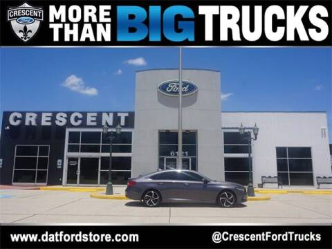 2018 Honda Accord for sale at Crescent Ford in Harahan LA