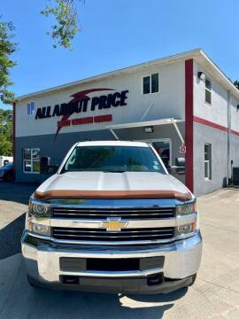 2015 Chevrolet Silverado 2500HD for sale at All About Price in Bunnell FL