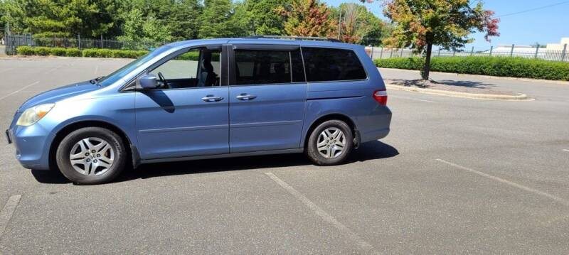 2006 Honda Odyssey for sale at Unity Auto Sales Inc in Charlotte NC