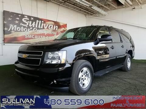 2014 Chevrolet Suburban for sale at SULLIVAN MOTOR COMPANY INC. in Mesa AZ
