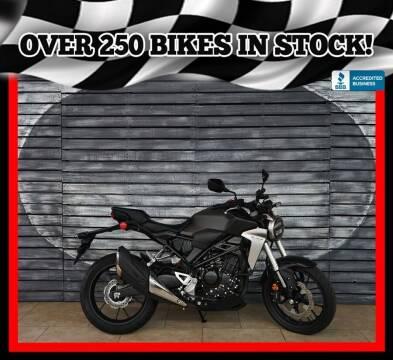 2019 Honda CB300R for sale at AZautorv.com in Mesa AZ