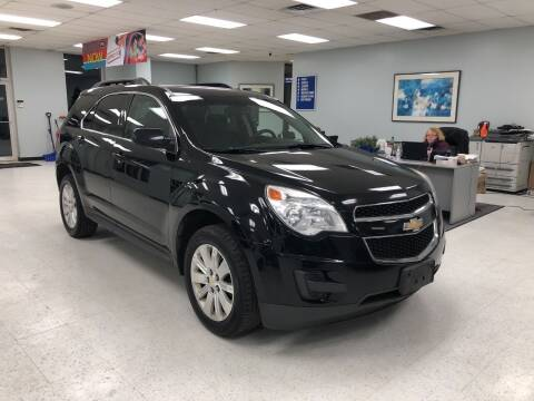 2010 Chevrolet Equinox for sale at Grace Quality Cars in Phillipston MA