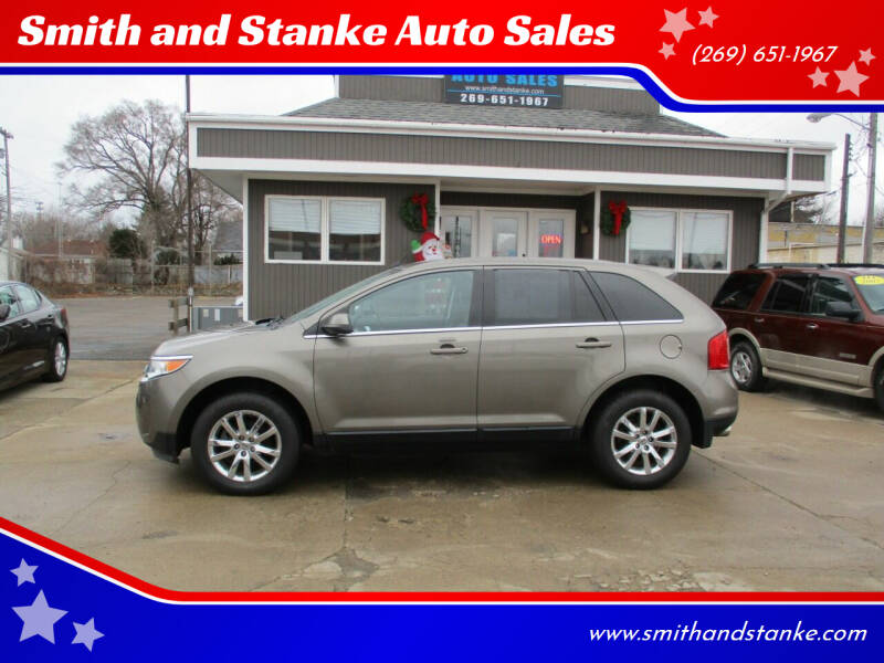 2013 Ford Edge for sale at Smith and Stanke Auto Sales in Sturgis MI