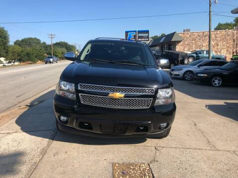 2012 Chevrolet Tahoe for sale at E Motors LLC in Anderson SC