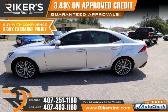 2017 Lexus IS 200t for sale in Kissimmee, FL
