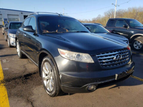 2005 Infiniti FX35 for sale at HW Used Car Sales LTD in Chicago IL