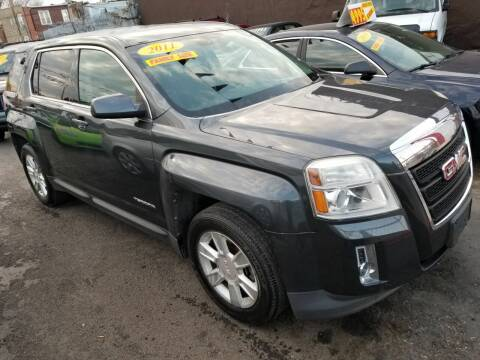 2011 GMC Terrain for sale at WEST END AUTO INC in Chicago IL