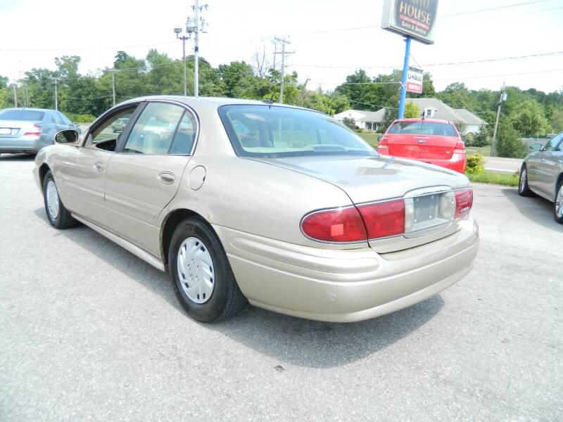 2005 Buick LeSabre for sale at Auto House Of Fort Wayne in Fort Wayne IN