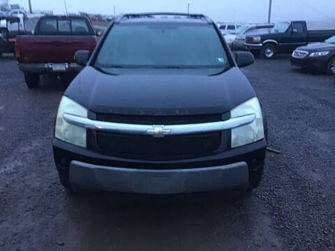 2005 Chevrolet Equinox for sale at Troys Auto Sales in Dornsife PA