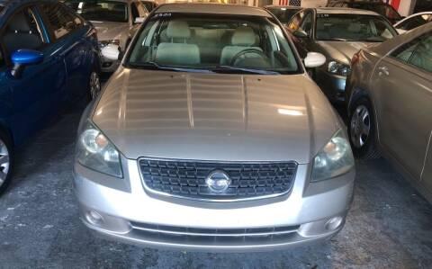 2006 Nissan Altima for sale at Auto Credit & Finance Corp. in Miami FL
