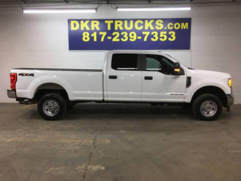2017 Ford F-350 Super Duty for sale at DKR Trucks in Arlington TX