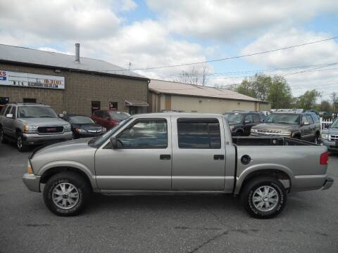 2003 GMC Sonoma for sale at All Cars and Trucks in Buena NJ
