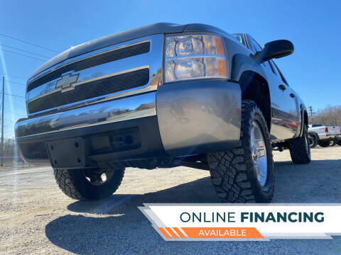 2008 Chevrolet Silverado 1500 for sale at Prime One Inc in Walkertown NC