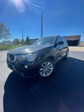 2017 BMW X3 for sale at Car Stars in Elmhurst IL