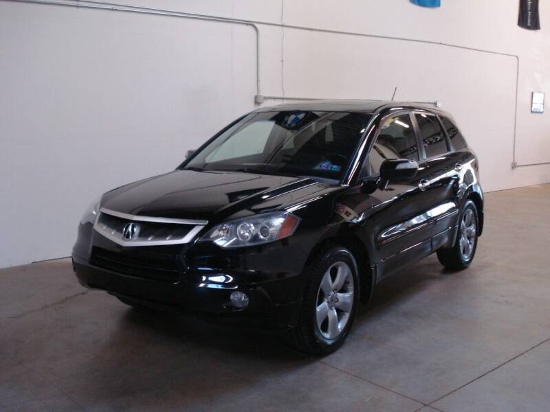 2009 Acura RDX for sale at DRIVE INVESTMENT GROUP in Frederick MD